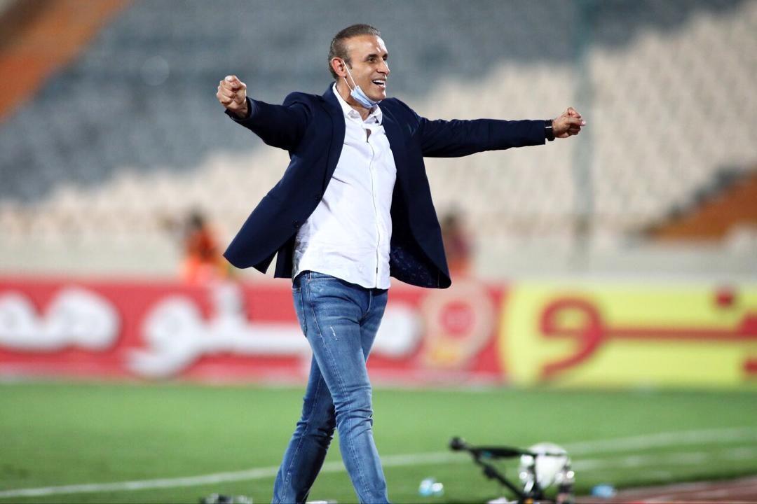 انتخاب گل محمدی به عنوان بهترین سرمربی لیگ قهرمانان آسیا