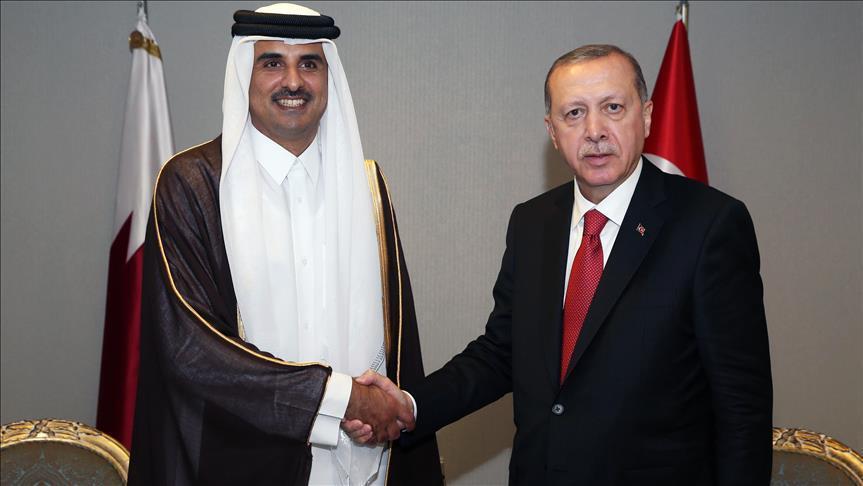 نظر نهایی امیر قطر درباره پایگاه ترکیه در این کشور