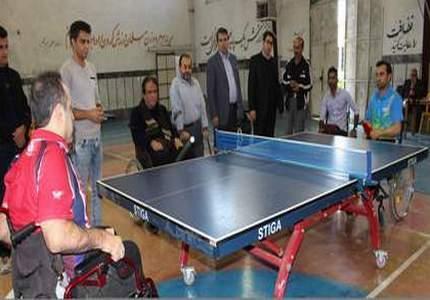 خدمات دهی 9 مجموعه ورزشی ویژه جانبازان و معلولین در پایتخت، ساخت و انتشار کلیپ های آموزشی برای افراد کم توان در زمان شیوع کرونا