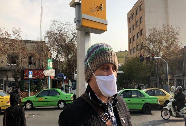 سیستم آلارم هوشمند عبور نابینایان ازخیابان در مرکز شهر تهران راه اندازی شد