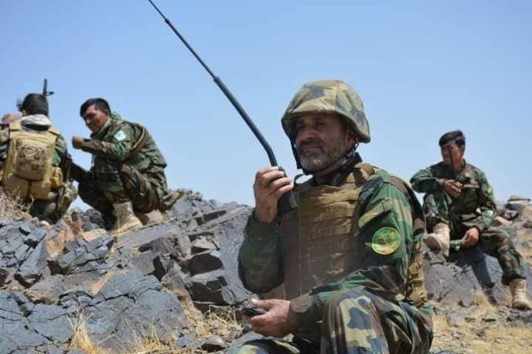 83 عضو گروه طالبان در افغانستان کشته شدند