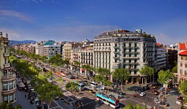 معروفترین خیابانهای بارسلون