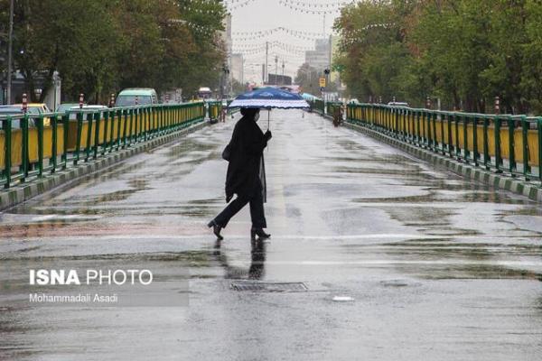 هشدار نارنجی ورود سامانه بارشی به خوزستان