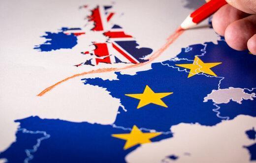 با شروع 2021 جدایی بریتانیا از اتحادیه اروپا رسمی شد