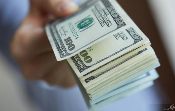 قیمت دلار امروز چهار شنبه 1399، 10، 17، افت قیمت دلار