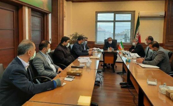 خبرنگاران فرماندار به نانوایی های نوشهر برای دریافت کارت سلامت 2 هفته فرصت داد