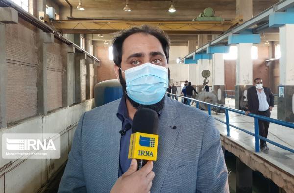 خبرنگاران مدیرعامل آبفا خوزستان: آب اهواز تا غروب وصل می گردد