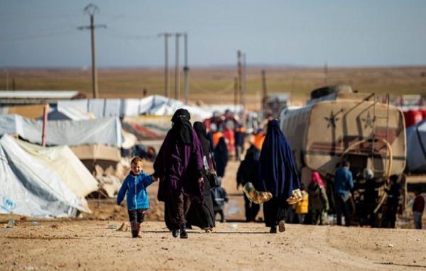 زنان فرانسوی عضو داعش در سوریه دست به اعتصاب غذا زدند
