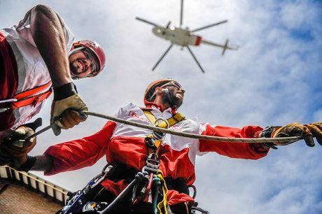 عملیات امداد و نجات با یاری از ایده های خلاق کاربردی تر می گردد خبرنگاران