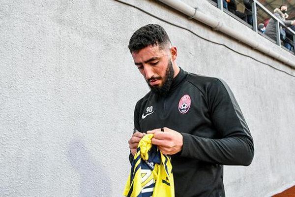 واکنش باشگاه زوریا به خبر فروش 8 میلیون یورویی اللهیار صیادمنش