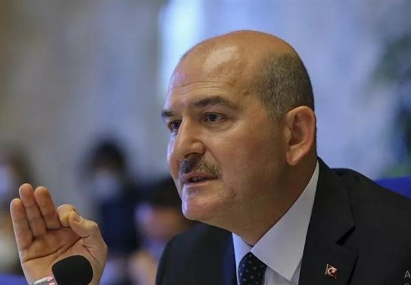 اظهارات وزیر کشور ترکیه در مورد خروج آنکارا از کنوانسیون استانبول
