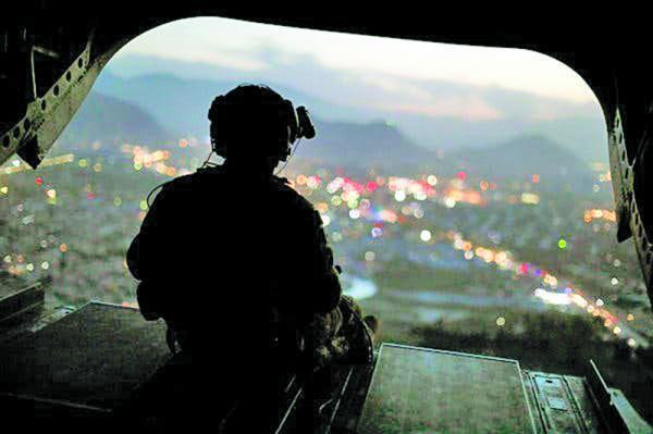 خروج بی دستاورد امریکا از افغانستان