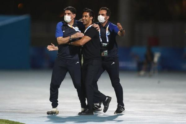مجیدی: بازی برابر الشرطه مهم ترین و سخت ترین بازی ما خواهد بود