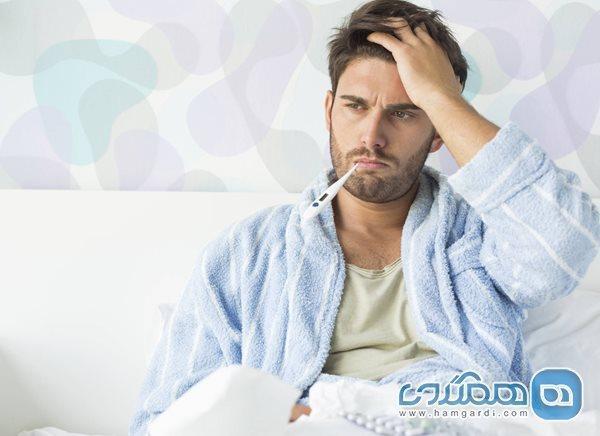 سرفه و تب ممکن است نشانه این بیماری باشند