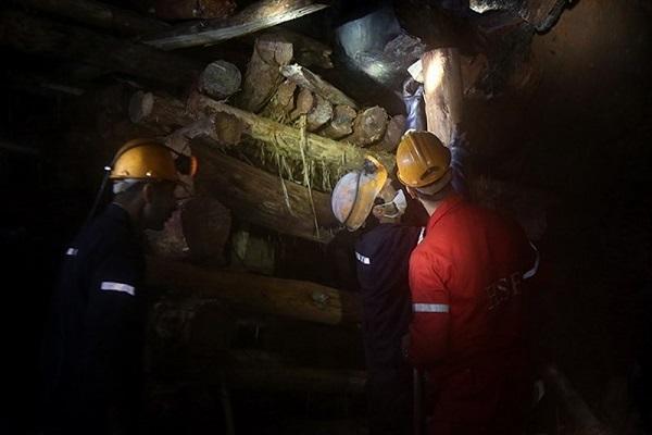 ریزش معدن خاک نسوز نیلچیان ، 2 کارگر جان باختند