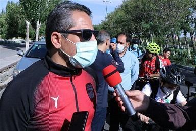 شهردار تبریز: اولویت اول در توسعه دوچرخه سواری، فرهنگ سازی است