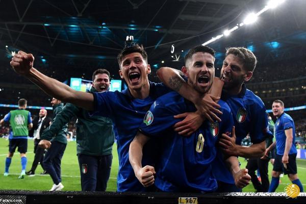 (ویدیو) خلاصه بازی ایتالیا 1 (4) - (2) 1 اسپانیا؛ فینالیست شدن آتزوری