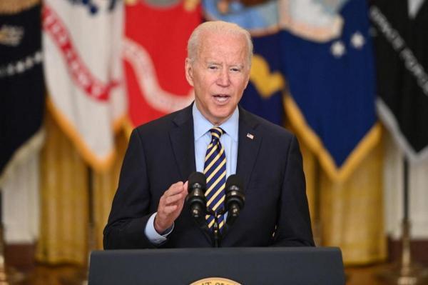 بایدن: انتها آگوست مأموریت آمریکا در افغانستان سرانجام می یابد