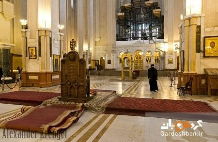 کلیسای سامبا ؛ نگین درخشان تفلیس ، عکس