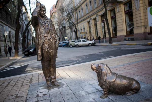 راز پشت مجسمه های بوداپست چیست؟