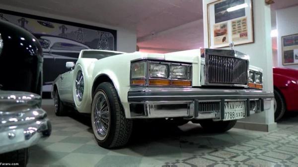 خودروهای کلاسیک یک عربستانی