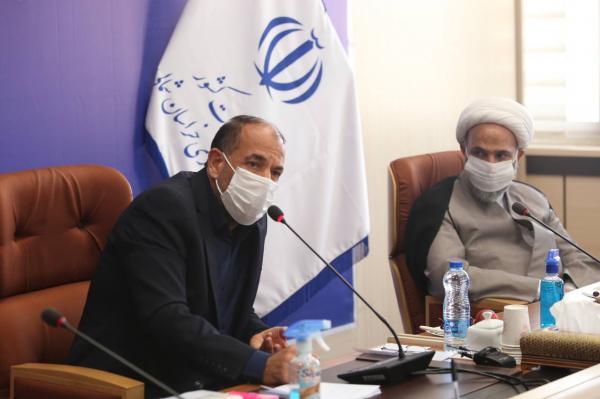 جلسه بررسی مسائل دانشگاه کوثر در استانداری خراسان شمالی برگزار گشت