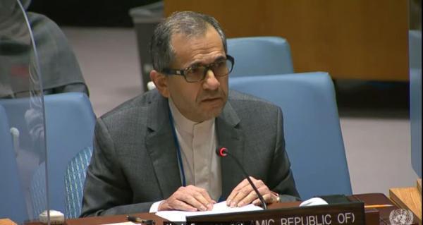 درخواست ایران از سازمان ملل درباره تحریم ها