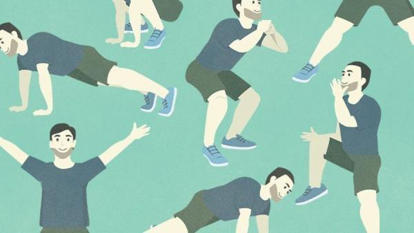 بهترین تمرین های ورزشی برای آنها که کلسترول بالا دارند