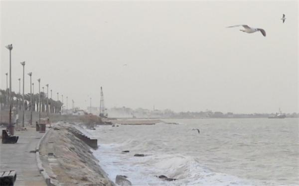 هشدار هواشناسی؛ ارتفاع موج دریای خزر تا 2.5 متر می رسد