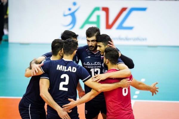 ایران قهرمان والیبال آسیا شد، انتقام از سامورایی ها با مربی ایرانی