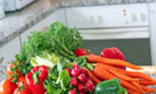 با رژیم پرفیبر ، کمتر غذا بخورید